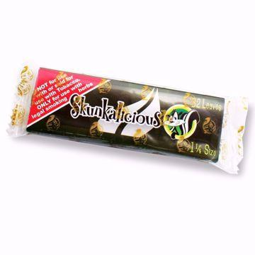 SKUNK 1 1/4 SIZE SKUNKALICIOUS FLAVORED ROLLING PAPERS