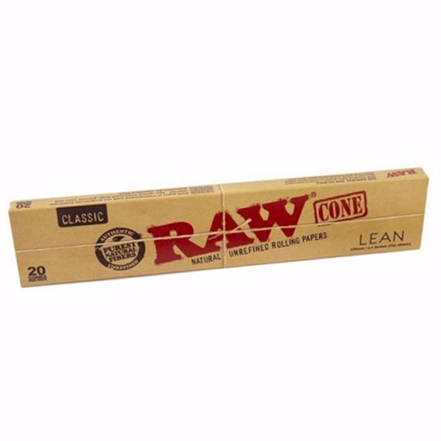 RAW CLASSIC LEAN PRE ROLLED CONES