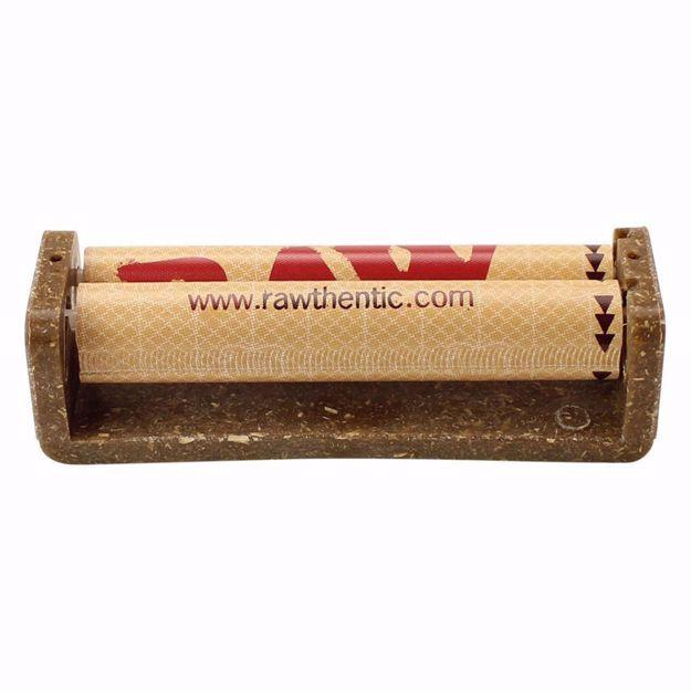 RAW 79MM HEMP PLASTIC ROLLER (1 1/4 and 1 1/2)