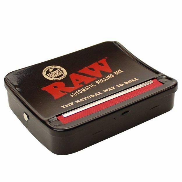 RAW ROLLBOX 79MM. 1 1/4 & 1 1/2