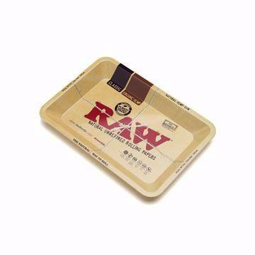 RAW METAL ROLLING TRAY - MINI